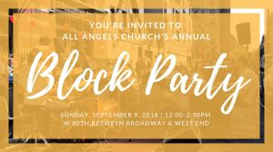 Annual Block Party @ W 80th Street between Broadway & West End Ave